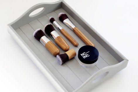 Stock image 125 make up brushes