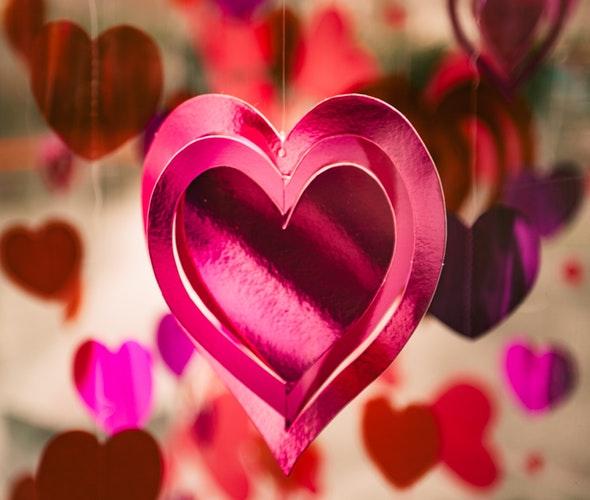 stock image 47 heart
